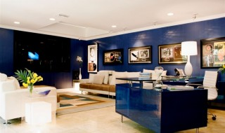 Interior Design Trends 2015: Glossy Blue
