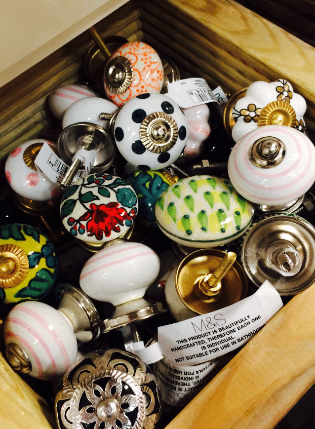 Beautiful Cupboard Door Knobs