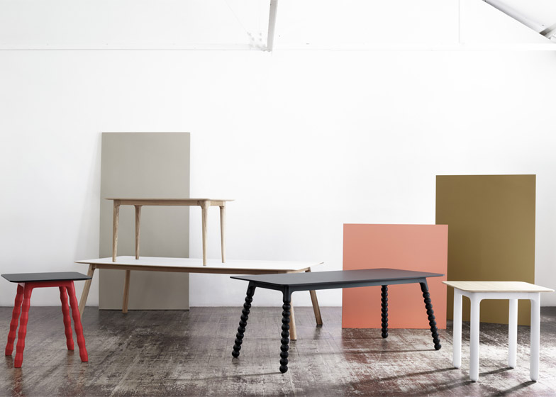 Tylko Launch Yves Behar Designed Table