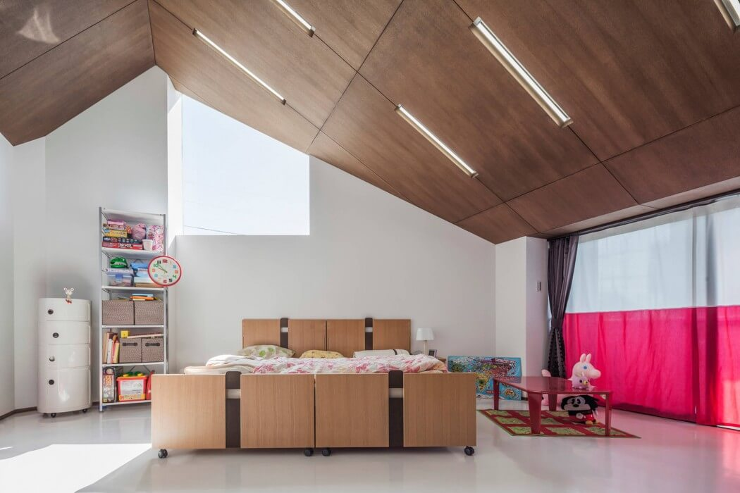 Futuristic Japanese House - ZOYA Design Office