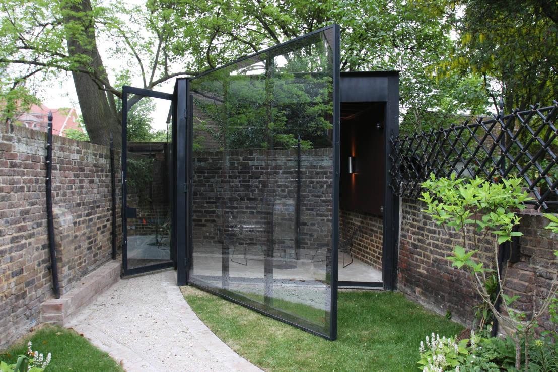 5 bespoke garden sheds interior desire for Bespoke garden sheds