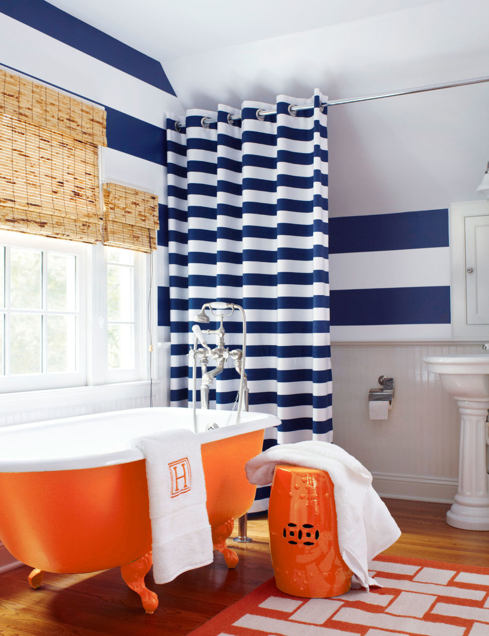 Brighten Your Bathroom - Eclectic Home