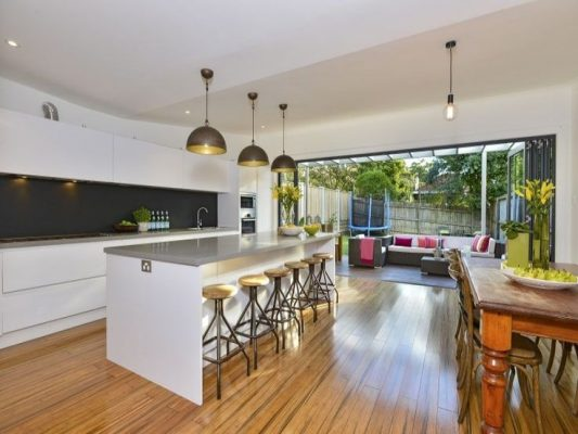 Adding Style to Open Plan Living
