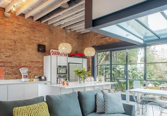 Open Plan Kitchen Designs - Holland & Green East Molesy