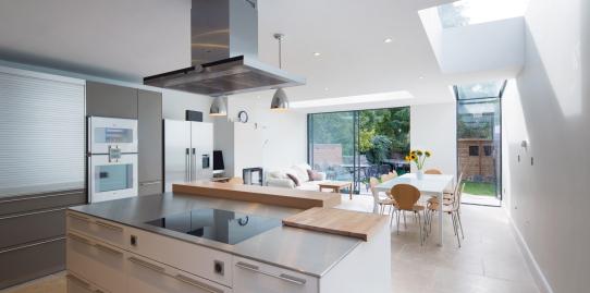 Open Plan Kitchen Designs Interior Desire