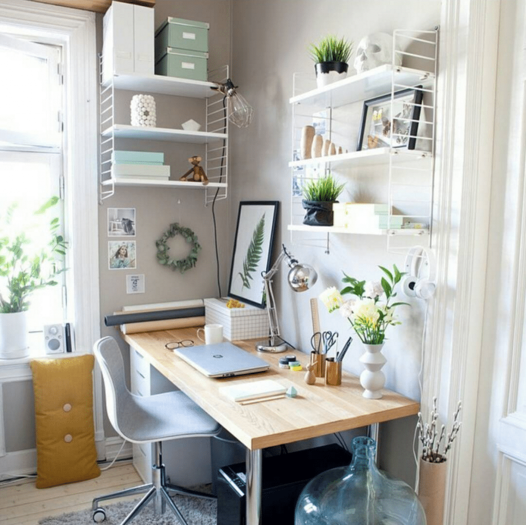 7 attractive home offices that will make you want to go