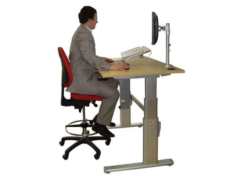Designer Sit-Stand Desks — Complementing the Interior Design Space