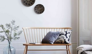 How To Achieve The Minimalist Boho Chic Look By Furniture Village - Ercol Love Seat