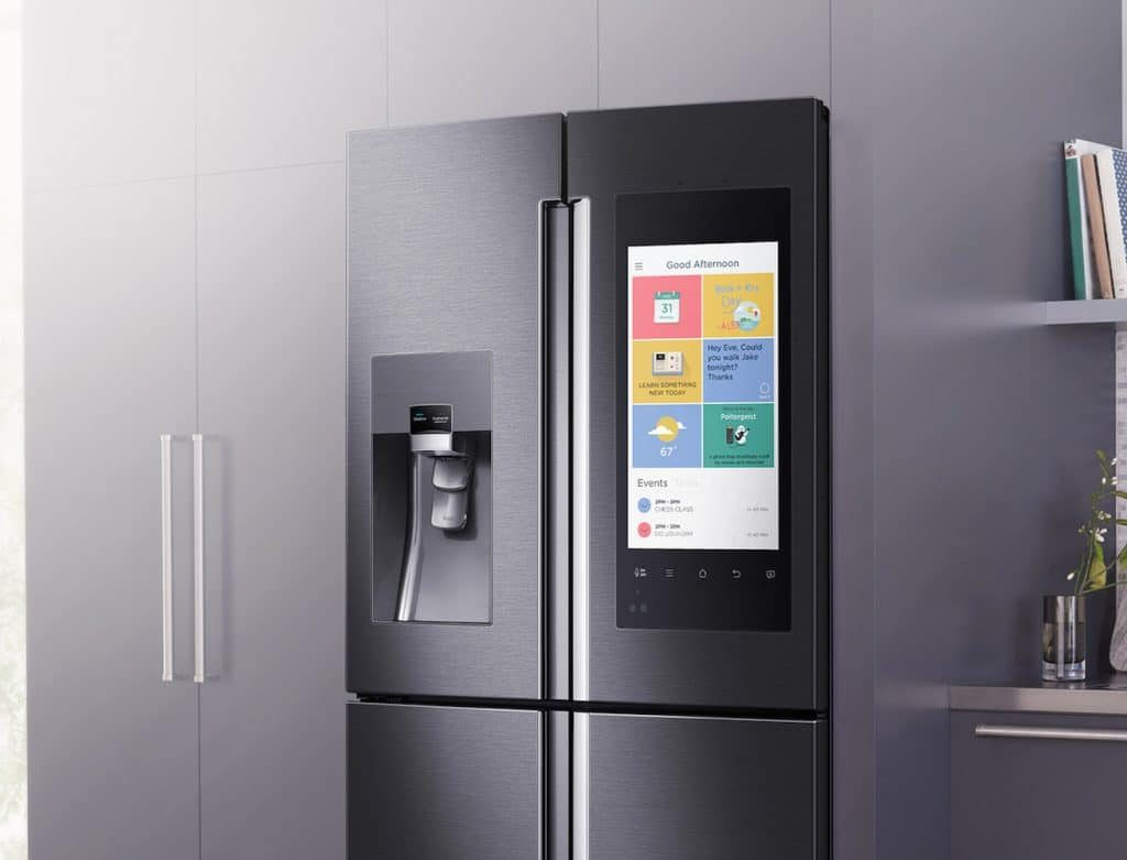 Kitchen Trends for 2016 - Samsung Family Hub Smart Fridge