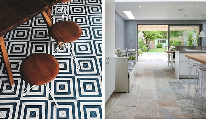 What Type Of Floor Can You Have With Underfloor Heating? Tiled or Stone Flooring