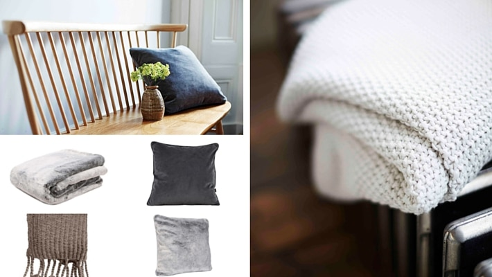 How To Achieve The Minimalist Boho Chic Look By Furniture Village - Accessories: Pillows & Throws