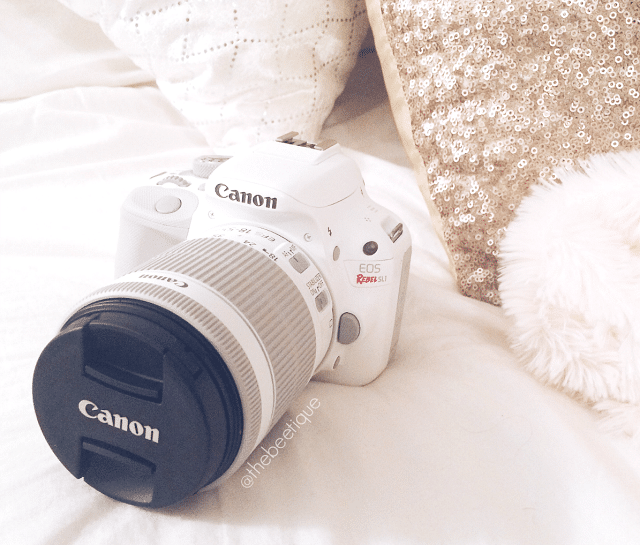 5 Amazing Tools No Designer Could Live Without - Canon EOS Rebel SL1, Image By The Beetique