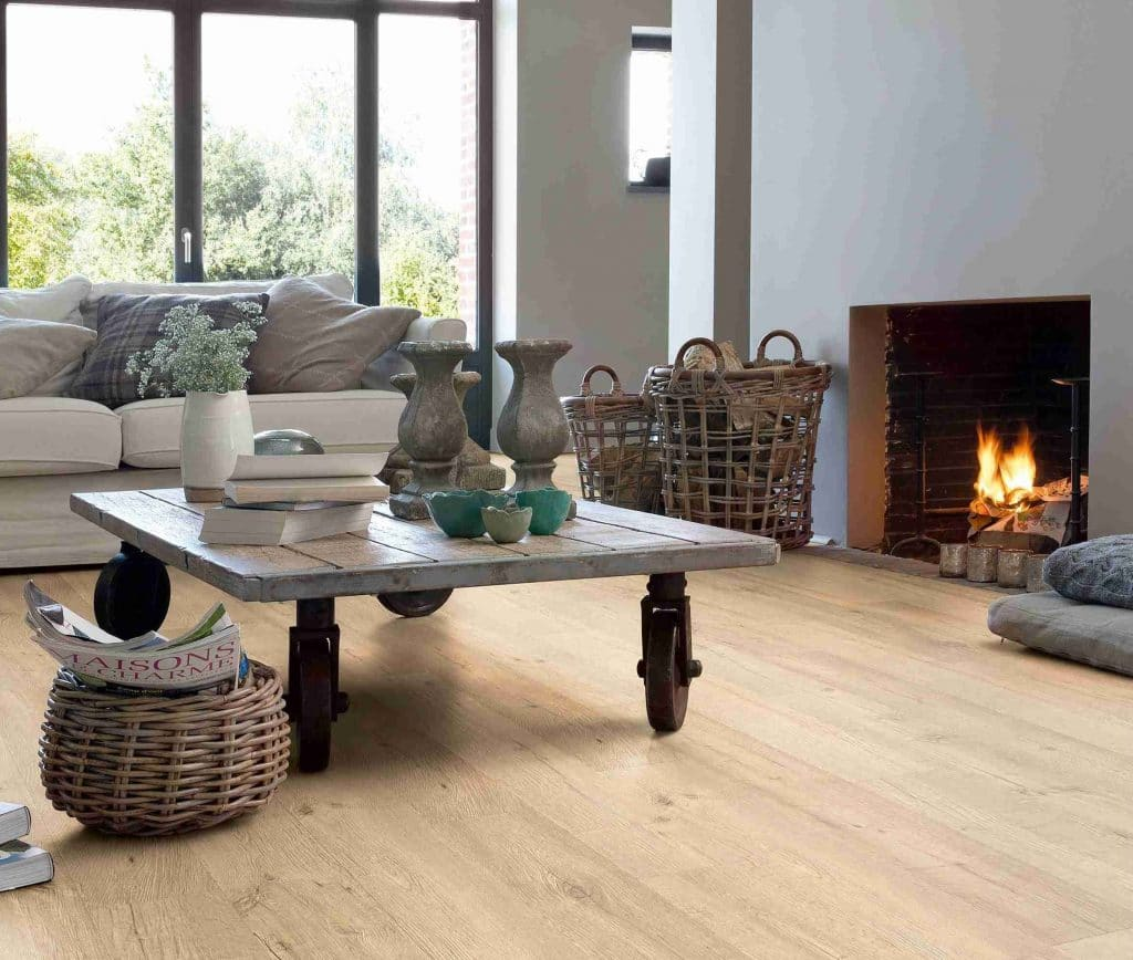 What Type Of Floor Can You Have With Underfloor Heating? Concrete Flooring? Laminate Flooring