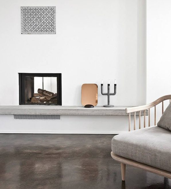 What Are The Finishing Options Available For Concrete Floors? Stained Concrete