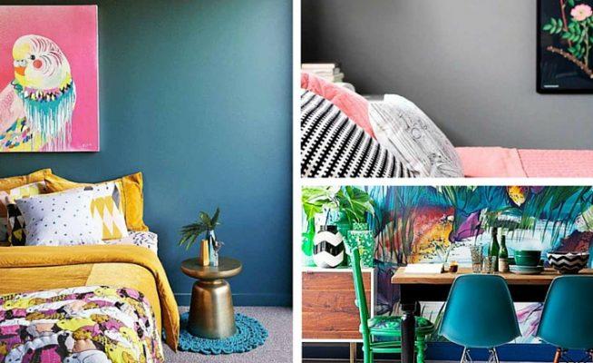 2016 Interior Trends To Be Aware Of - Pantone Rose Quartz, Grey & Tropical