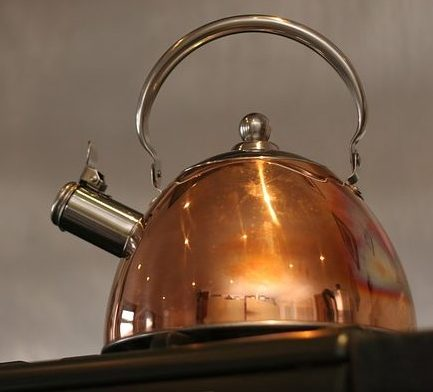 4 Easy Ways To Brighten Up Interiors - Copper Kettle - Image By Kboyd
