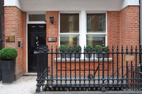 Boost The Curb Appeal Of Your Office In 3 Steps - Mortimer Street Office London - Image By Andrew Stocker