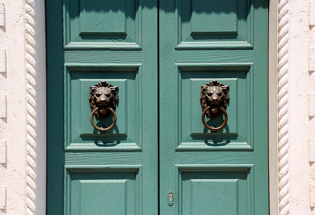 Boost The Curb Appeal Of Your Office In 3 Steps - Front Door