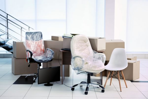 A (Brief) Office Relocation Checklist
