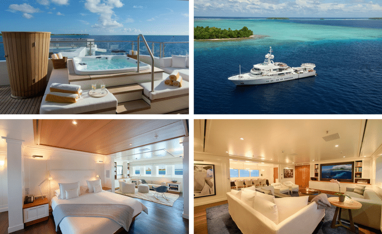 4 Modern Interior Designs On Superyachts Available For Charter - Superyacht Senses