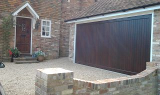 Top 3 Garage Door Designs To Enhance Your Home - Wooden Garage Doors