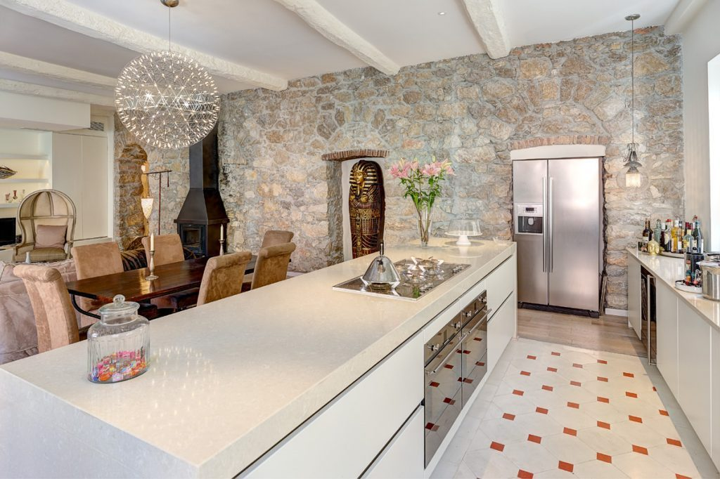 Owning Property In Monaco - Transformation of a Traditional Nicois-Style Apartment in Nice