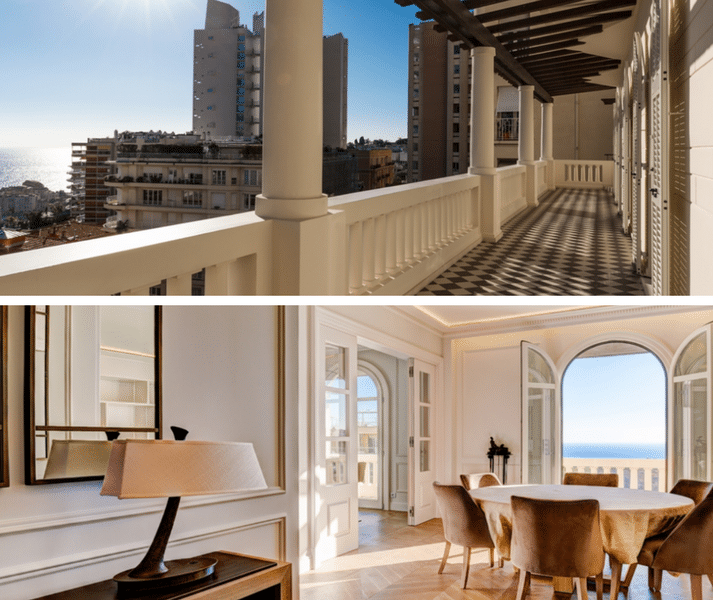 Owning Property In Monaco - Bourgeois Apartment overlooking Monaco