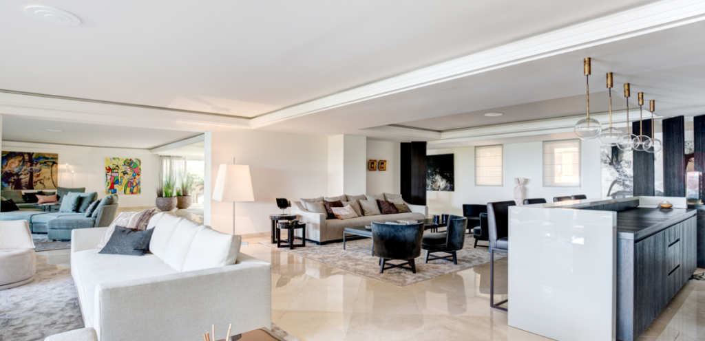Owning Property In Monaco - Rare Apartment near Larvotto Beach