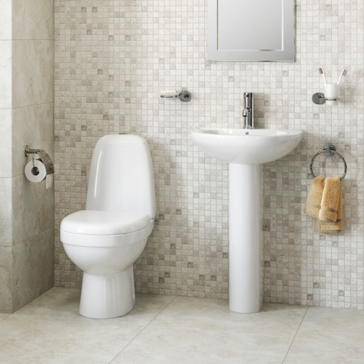 Ideas To Give Your Bathroom A New Lease Of Life - Image From BetterBathrooms.com