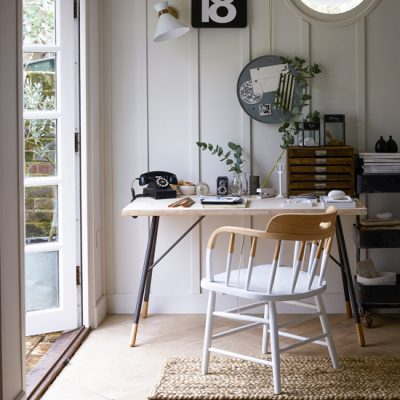 How To Create An Affordable & Functional Office Space For Your Home-Based Business - Image From IdealHome.co.uk