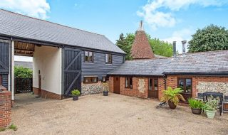 10 Beautiful British Barn Conversions - Image From your-move.co.uk