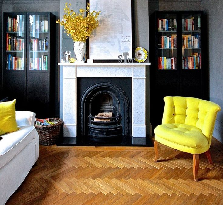 Parquet Flooring: The Comeback Story - Image From cheshireinteriordesign.com