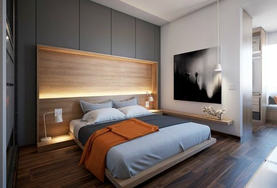 LED Lights For the Home - Bedroom LED Lighting