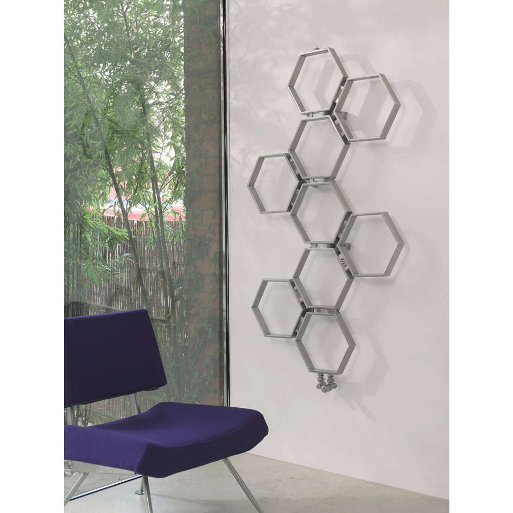 Radiators reimagined! 10 beautiful radiators that'll make you say WOW - Honeycomb Radiator