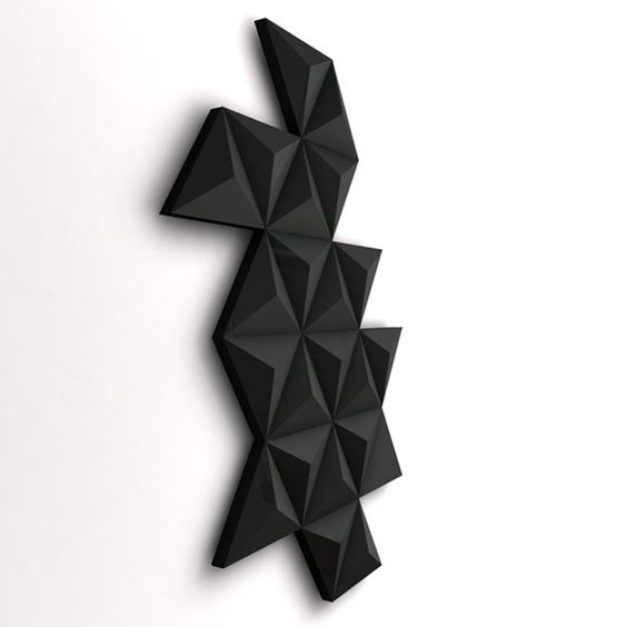 Radiators reimagined! 10 beautiful radiators that'll make you say WOW - BLACK DIAMOND WALL RADIATOR