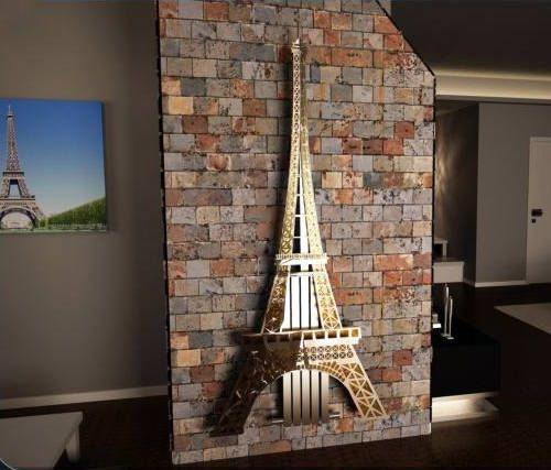 Radiators reimagined! 10 beautiful radiators that'll make you say WOW - EIFFEL TOWER RADIATOR