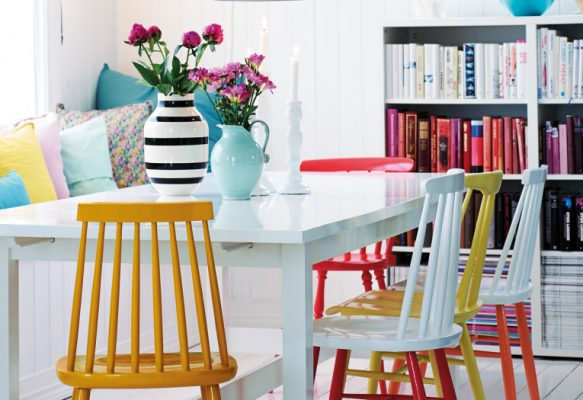 Ways To Refresh Your Dining Room For Spring