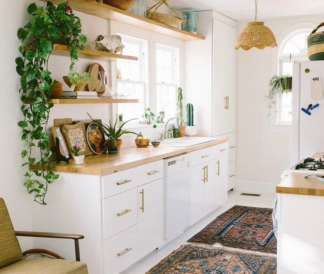 How To Brighten Up Your Kitchen This Winter Interior Desire