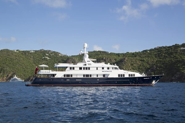 Design Your Own yacht - Broadwater, 164-foot Feadship in St Barths