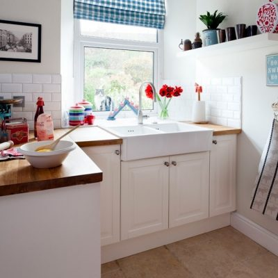 6 DIY Ideas To Help Sell Your Home For More - White Kitchen