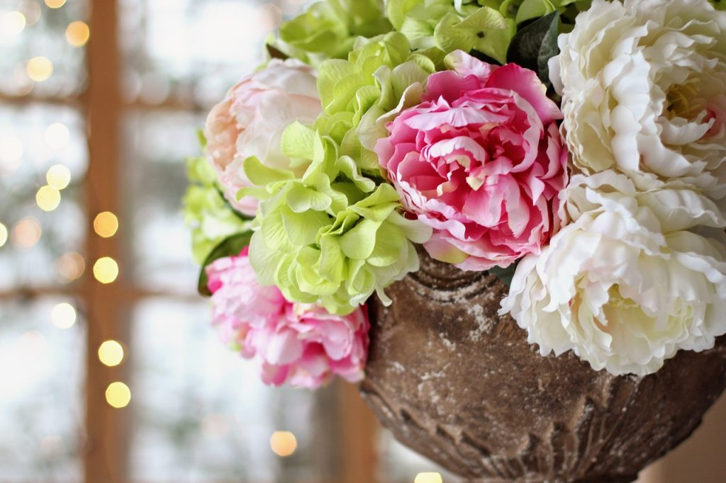 Turn Your Home Into An Urban Jungle - Peonies