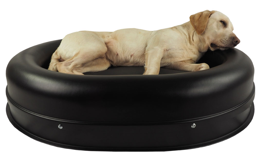 4 Ways To Pander To Your Pooches Needs - The Really Tough Tuffie Bed - Image From Tuffies.co.uk