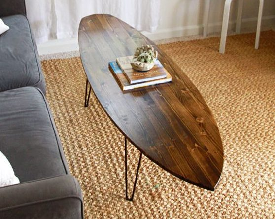 Surf's Up! It's Time To Change The Wavelength Of Your Home - Image From etsy.com - Via GemsOfTheSoil