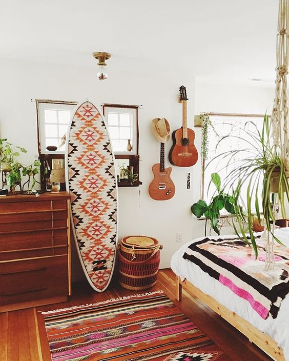 Surf's Up! It's Time To Change The Wavelength Of Your Home - Image From Instagram - Via emily_katz