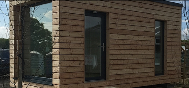 How Is Student Accommodation Adapting For Modern Students? - Micro House For Students - Image Via StudentSource.co.uk