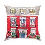 Cath Kidston christmas cushion