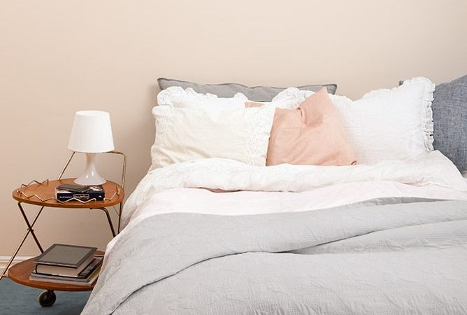 How To Make Your Bedroom Look Amazing - Image Via trend.alcro.se