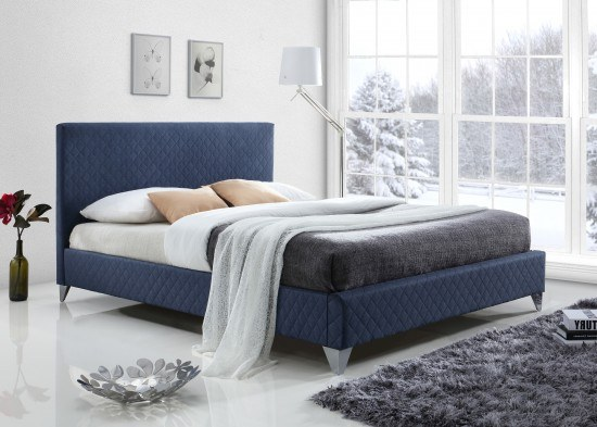 Fab Black Friday Fabric Beds - Brooklyn fabric bed frame by Time Living - Image From BedKingdom.co.uk