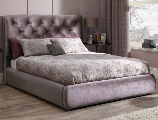 Fab Black Friday Fabric Beds - Serene Alexandra Fabric Bed Frame - Image From BedKingdom.co.uk