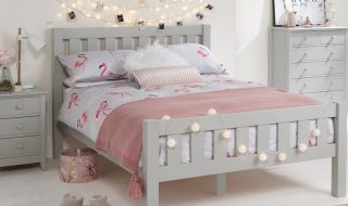 Bedroom Tweaks To Help Your Teen Wake Up Feeling Refreshed - Jubilee Double Bed - Image Via RoomToGrow.co.uk